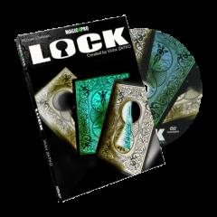 Lock (Red version) by Victor Zatko