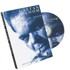 DVD Bloom Moon by Gaetan Bloom
