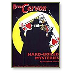 Bruce Cervon Hard Boiled Mysteries