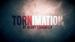 Tornimation (Gimmick and Online Instructions) by Menny Lindenfel