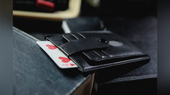 The Edge Wallet (Black) by TCC
