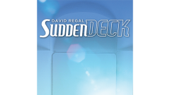Sudden Deck 3.0 (Gimmick and Online Instructions) by David Regal