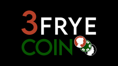 3 Frye Coin (Gimmick and Online Instructions) by Charlie Frye and Tango Magic